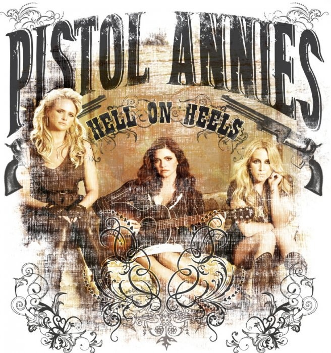 Third Pistol Annie Goes Solo..News On Angaleena Presley And Ashley Monroe
