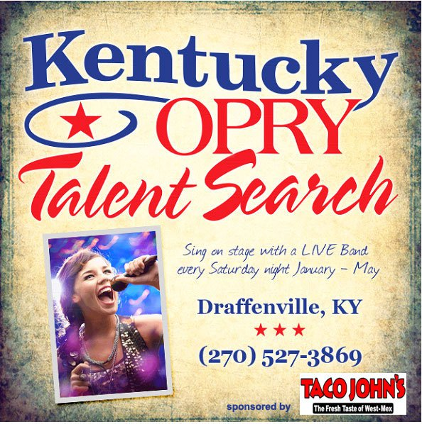 Local Oprys: Kentucky Opry