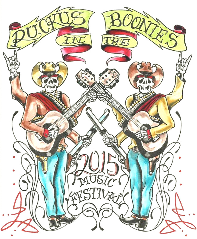 2015 Music Festivals: Ruckus In The Boonies.