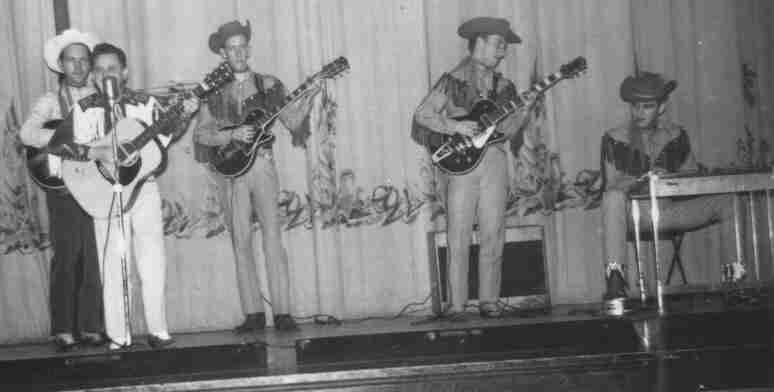 """Country Music Legend James """"Spider"""" Wilson Dies."""
