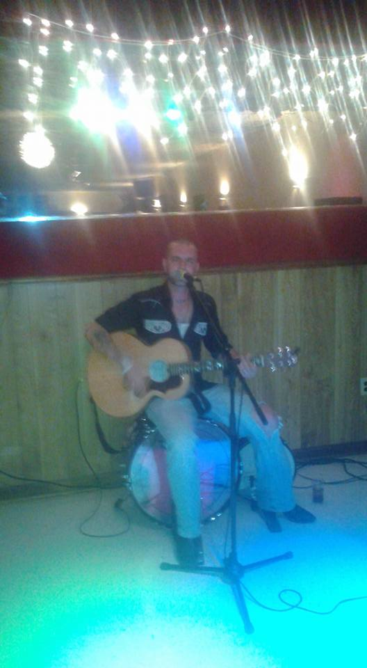 Joshua Morningstar At The Moose Lodge.