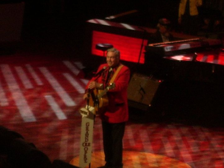 How The Death Of Jim Ed Brown Has Affected My Heart And The Opry Today.