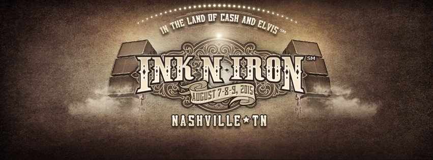2015 Music Festivals: Ink N Iron.