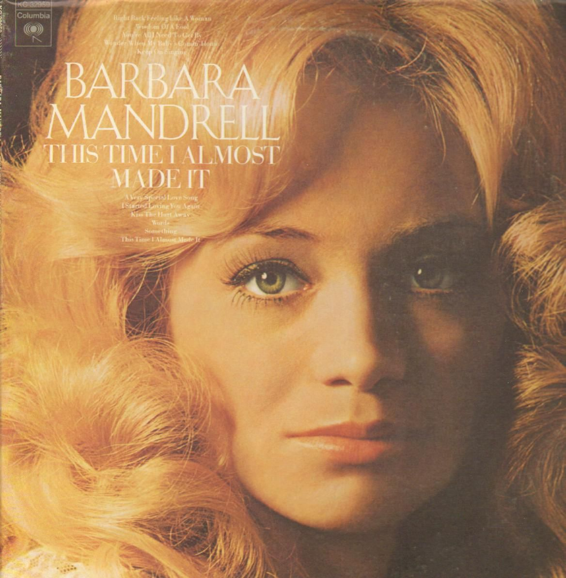2016 Will See Previously Unreleased Barbara Mandrell Music.