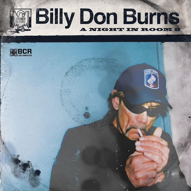 Record Store Day 2016 Brings Us Closer To Billy Don Burns.