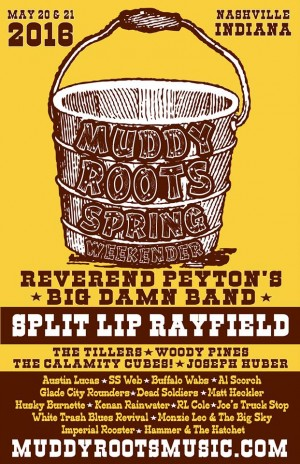 Music Festivals 2016: The Muddy Roots Spring Weekender.
