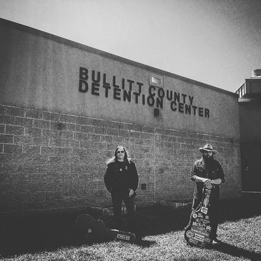 Dallas Moore Records Live Acoustic Album From Bullitt County Detention Center.