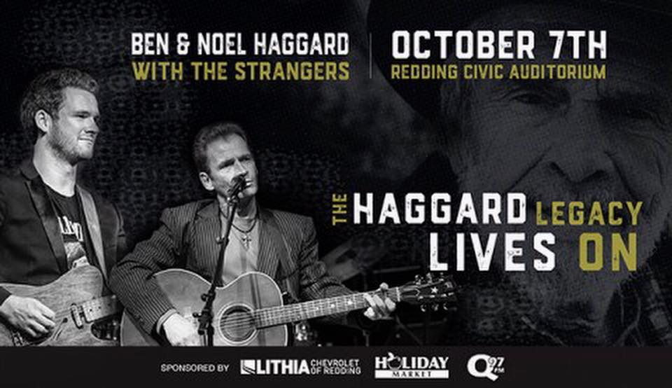 Ben And Noel Haggard Carry On The Strangers.