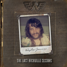 Unreleased Waylon Jennings Music Coming Soon.