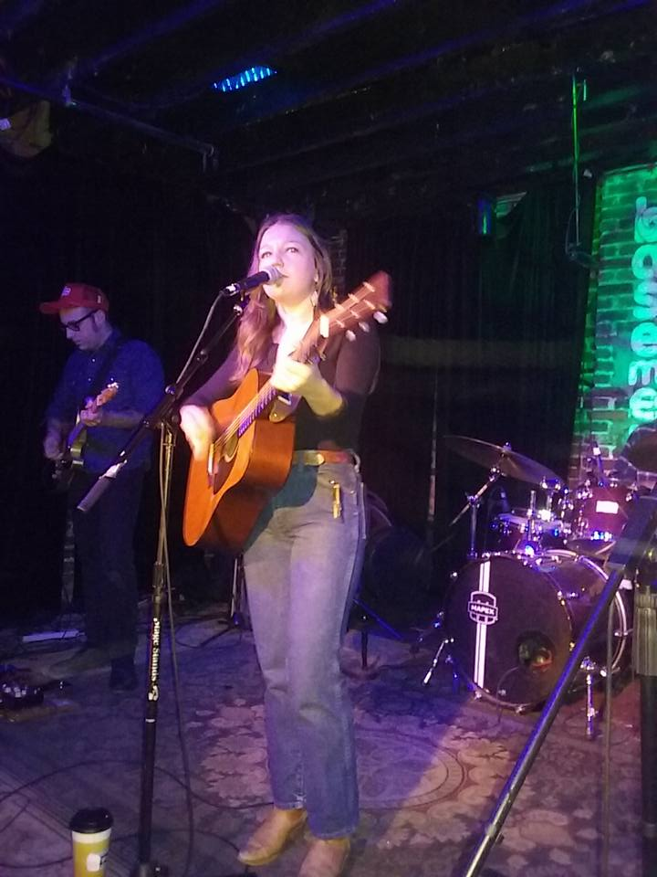 Kelsey Waldon, Tyler Childers And Truckstop Waterfall At The Basement Nashville.
