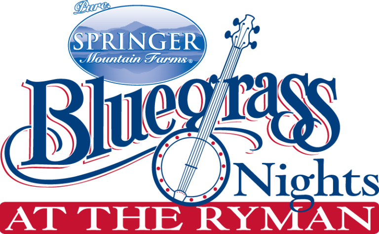 Bluegrass Nights At The Ryman.