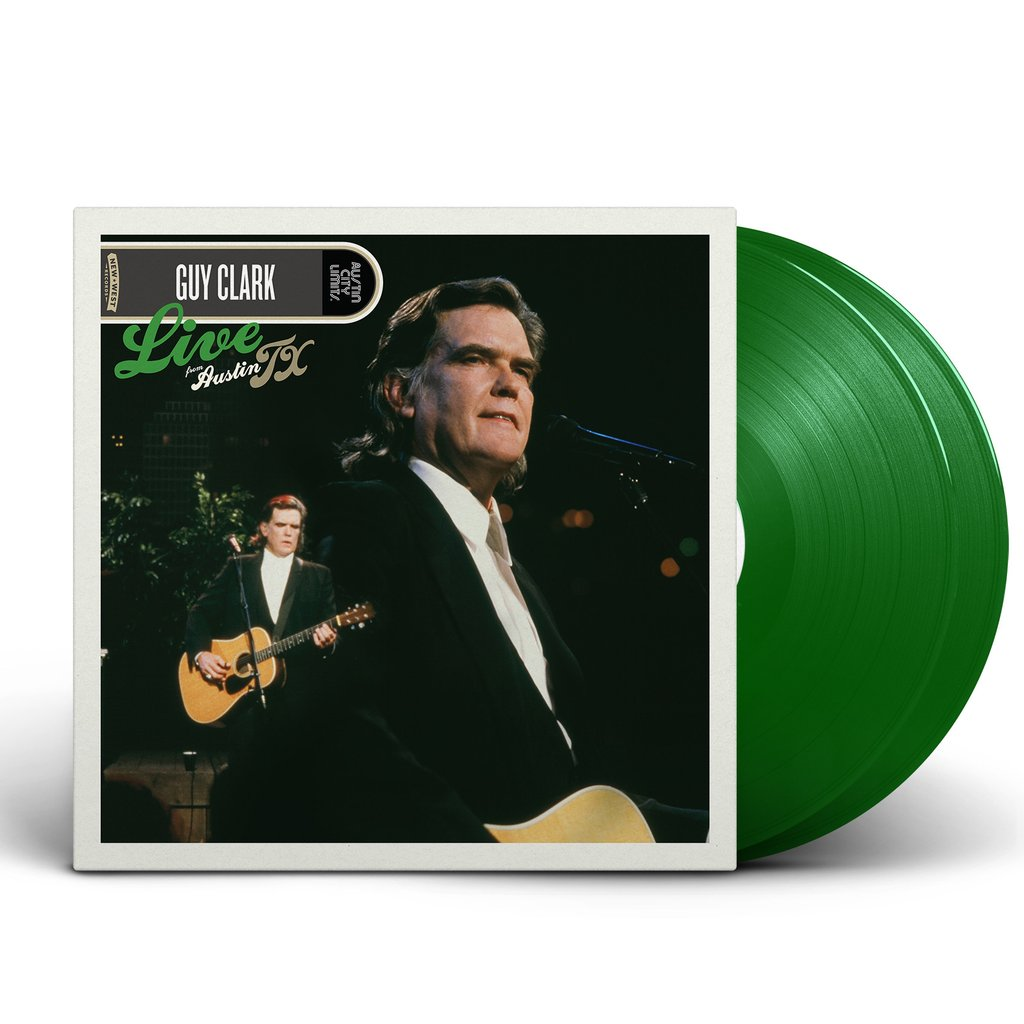 New West Records Reissues Classic Live From Austin City Limits Series On Colored Vinyl.