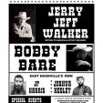 Muddy Roots Brings Forth Country Legend Jerry Jeff Walker And More.