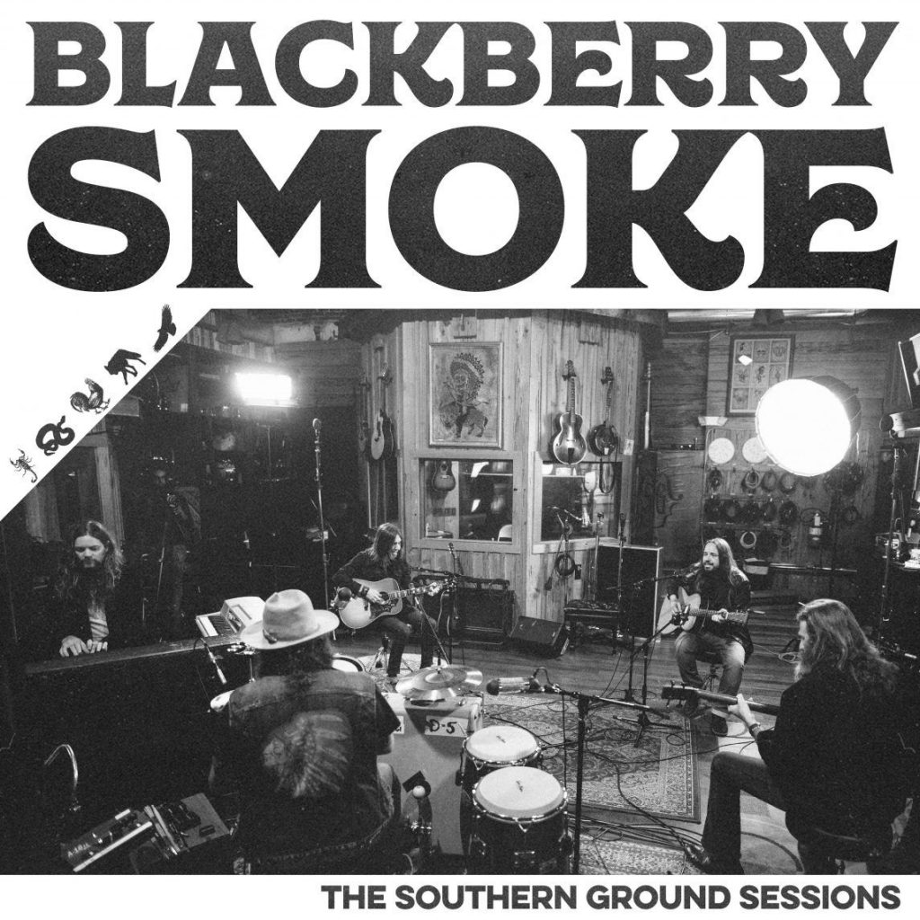Blackberry Smoke Releases The Southern Ground Sessions