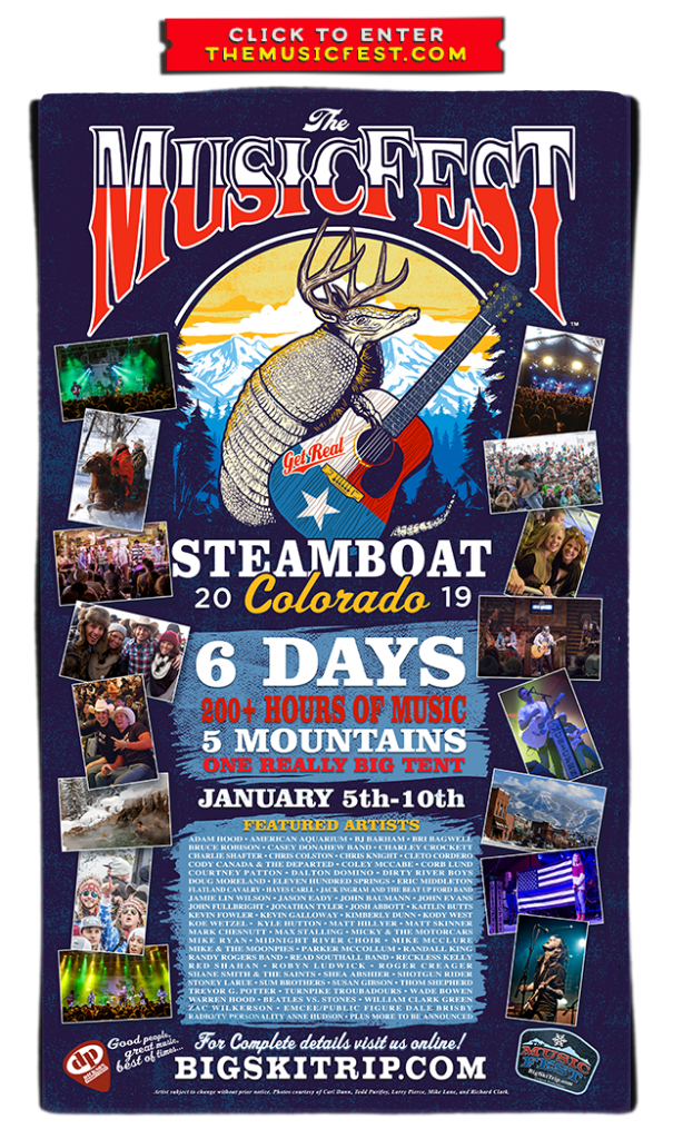 35 Years Of Steamboat Festival And 2020 Dates  – Gary Hayes